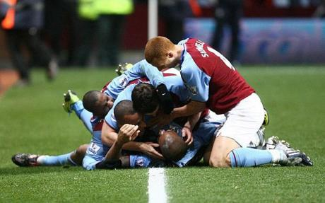 It is not the limitless money of Manchester City that might break up that cosy elite, but the stealth and shrewdness of Aston Villa   Mattt Dickinson