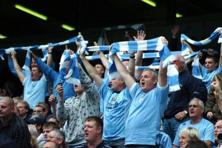 Candidature : Manchester City F.C.  CityFans